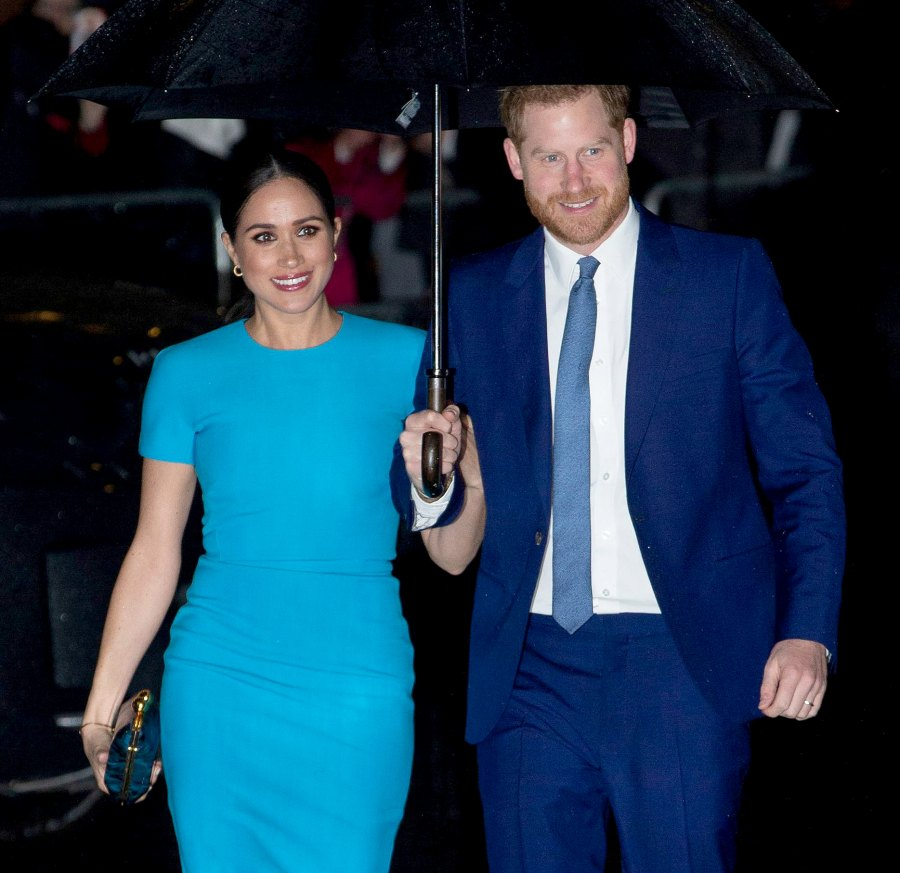 The Move Heard Around the World Meghan Markle Prince Harry Finding Freedoms