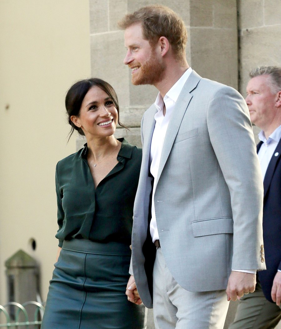 The Pregnancy Announcement Meghan Markle Prince Harry Finding Freedoms