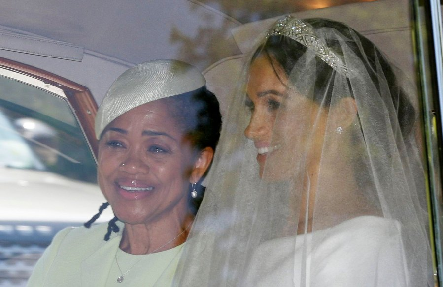 The Wedding Meghan Markle Prince Harry Finding Freedoms