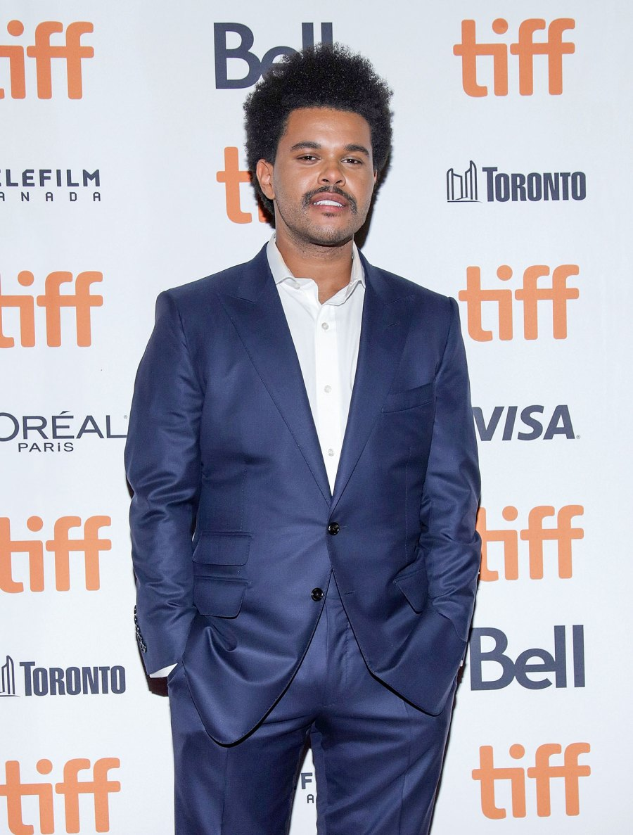The Weeknd Stars Who Give Back to Charity