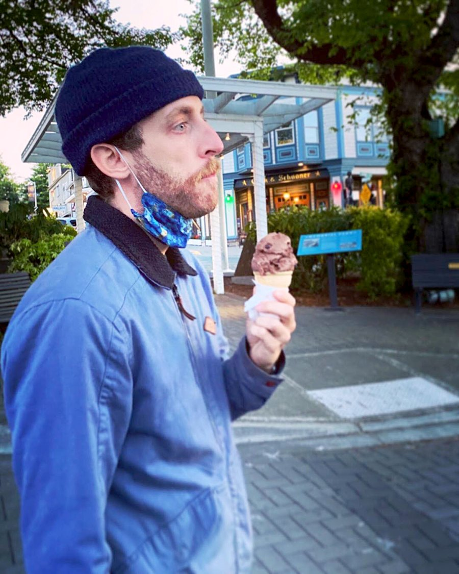 Thomas Middleditch More Celebrities Who Scream for Ice Cream