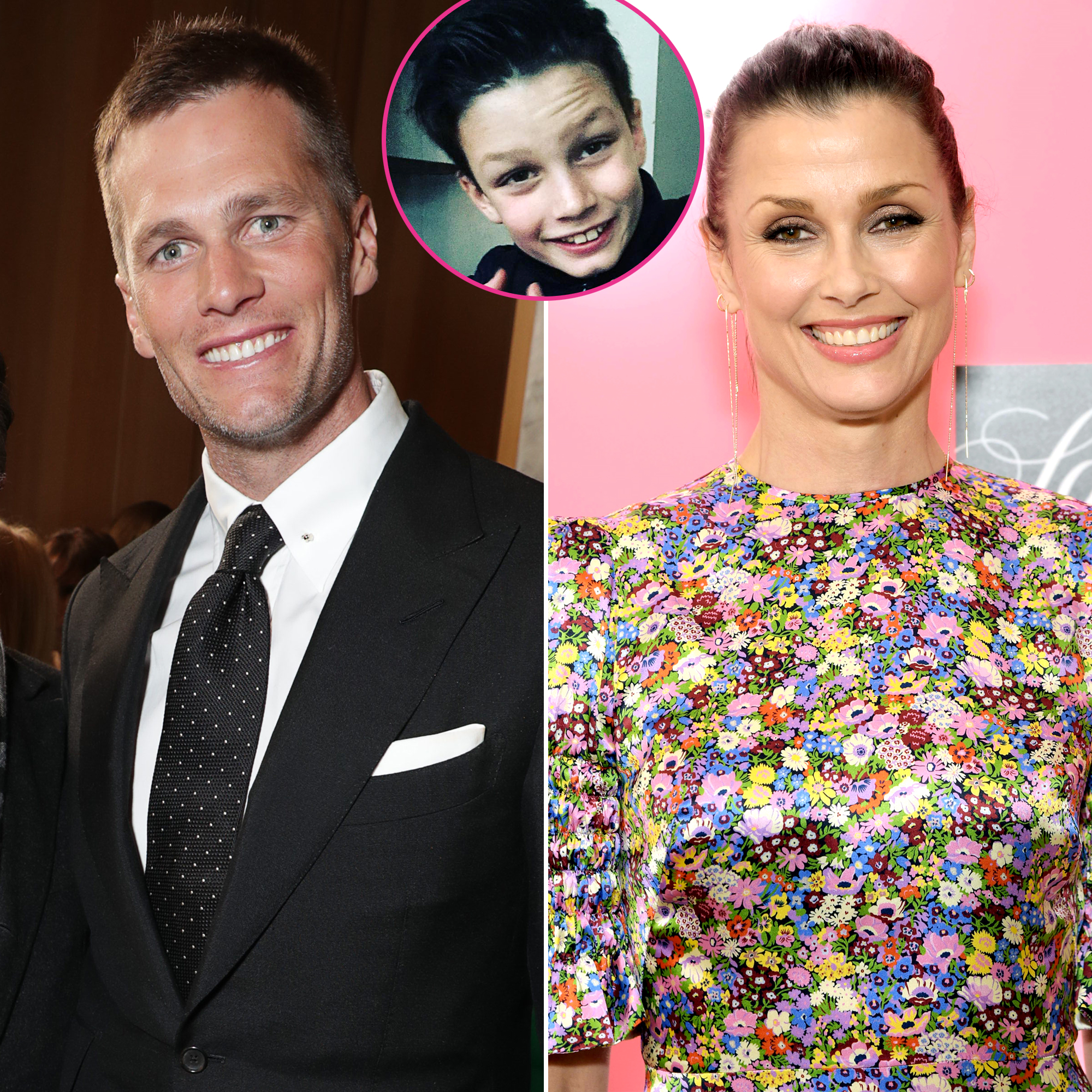 Tom Brady Bridget Moynahan S Quotes About Their Son Jack