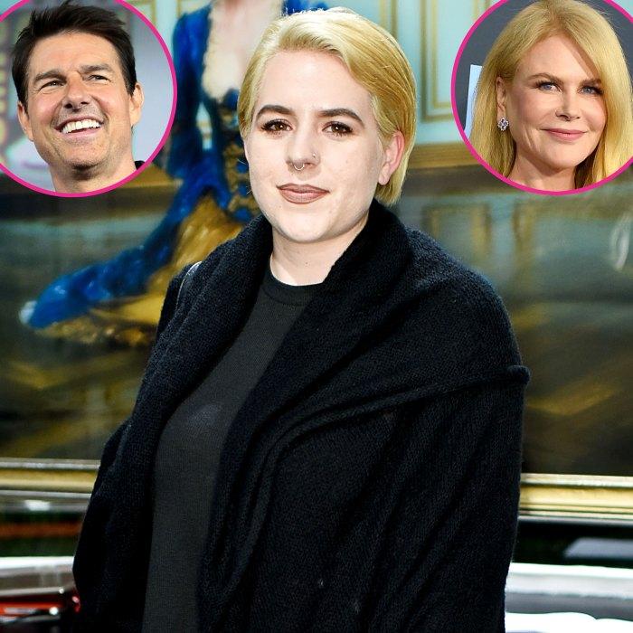 Tom Cruise Nicole Kidman Daughter Bella Cruise Shares Rare Selfie