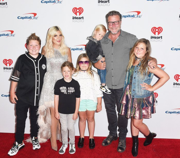 Tori Spellings Daughter Learned About Dean McDermotts Infidelity Online