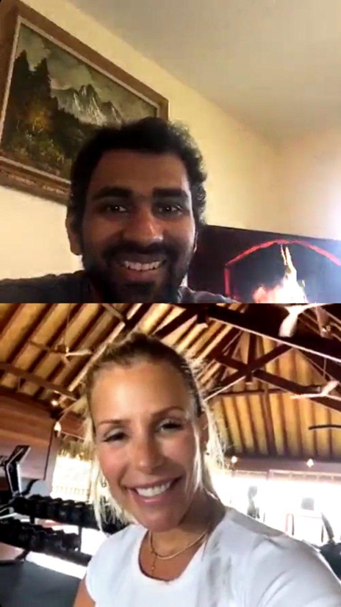 Tracy Tutor and Nitish Kannan True Hollywood Talk