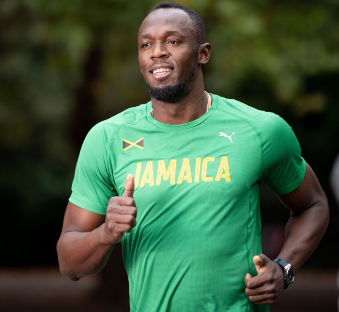 Usain Bolt Addresses Reports That He Tested Positive for COVID-19