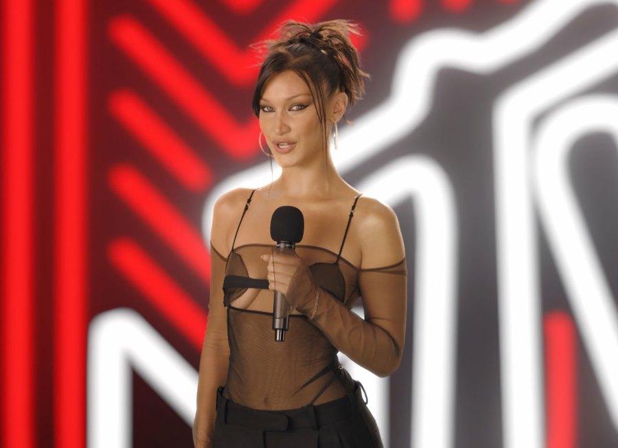 Mtv Vmas 2020 Most Naked Celebrity Fashion Looks