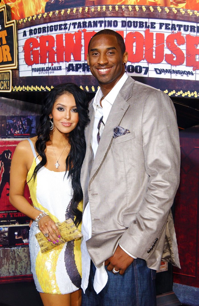Vanessa Bryant Pens Heartbreaking Tribute For Kobe Bryants 42nd Birthday