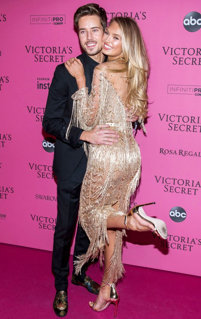 La modelo de Victorias Secret, Romee Strijd, da a luz a su primer hijo con Laurens Van Leeuwen
