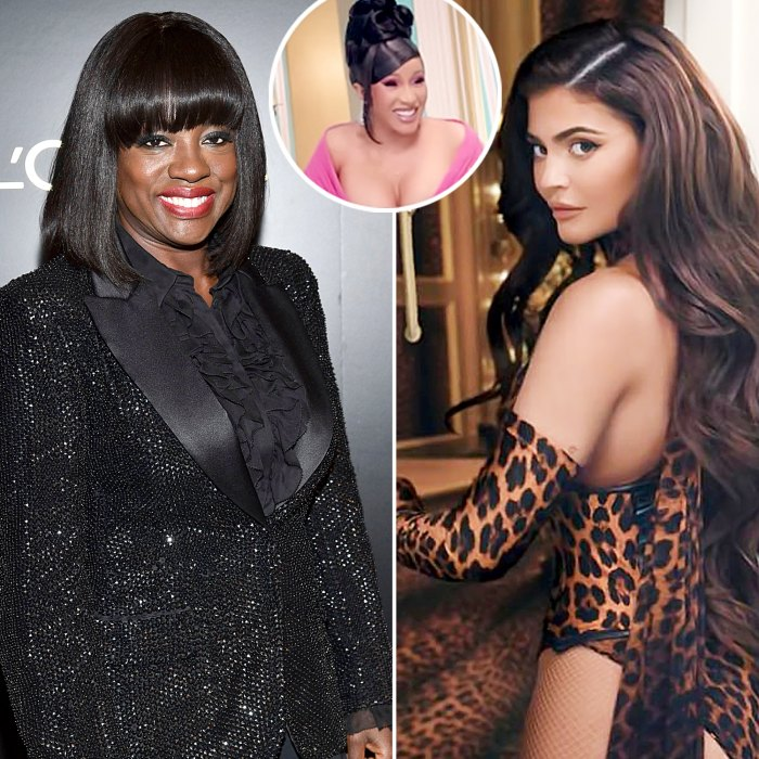 Viola Davis Shares Edit Of Herself In The Wap Video Cardi B Reacts
