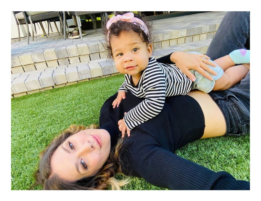 Zaia Boss Dancing With the Stars Babies