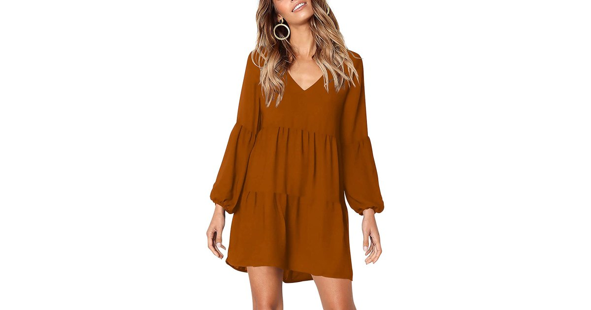 This Adorable Shift Dress Combines All of Today's Best Fashion Trends