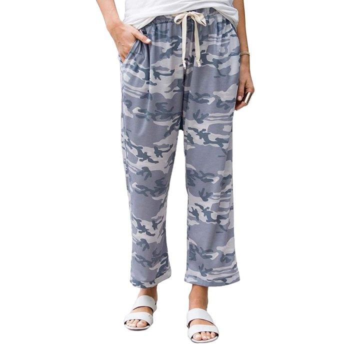 Eytino Drawstring Jogger Lounge Pants
