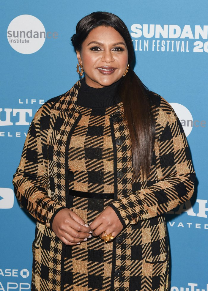 Mindy Kaling Is Pregnant, Expecting Her 2nd Child