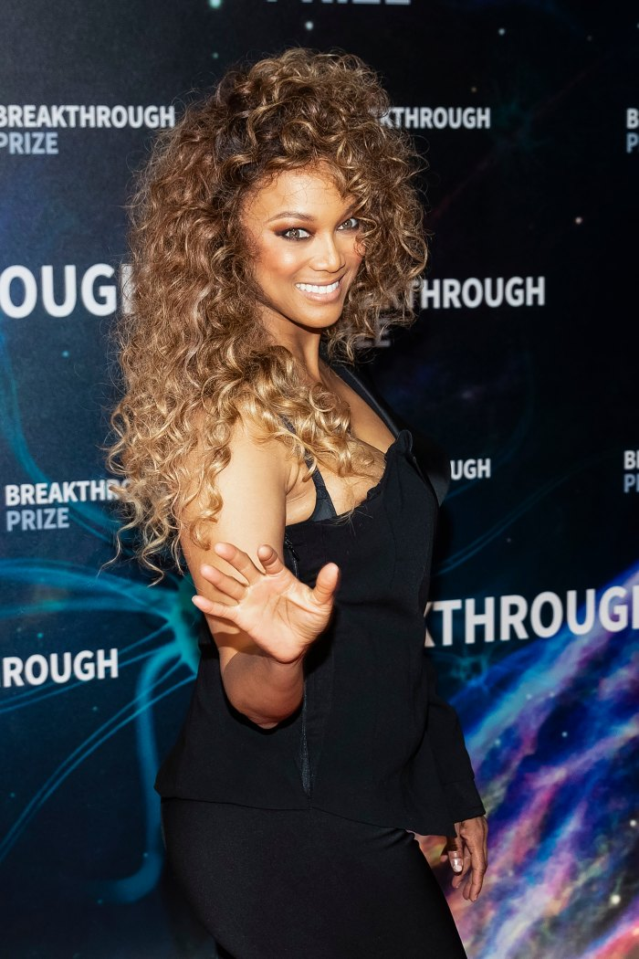 Tyra Banks Is Not Engaged to Louis Belanger-Martin