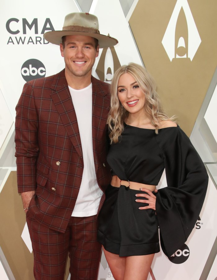 Colton Underwood and Cassie Randolph Unfollow Each Other on Instagram After Split