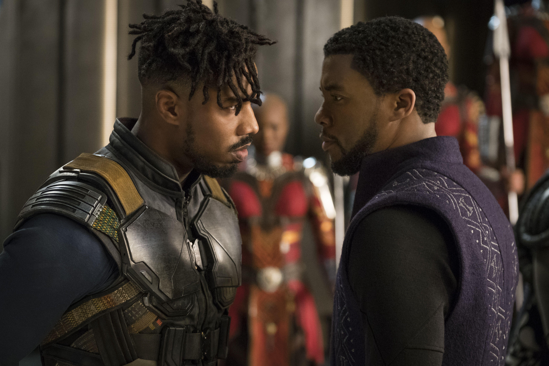 Michael B. Jordan Pays Tribute to 'Black Panther' Costar Chadwick Boseman