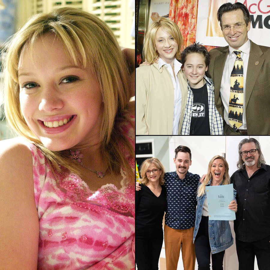 Hilary Duff Hallie Todd Jake Thomas Robert Carradine Lizzie McGuire Cast Where Are They Now