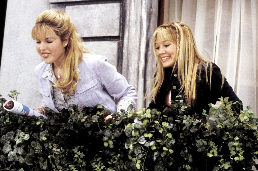 ASHLIE BRILLAULT AND HILARY DUFF Lizzie McGuire Cast Where Are They Now