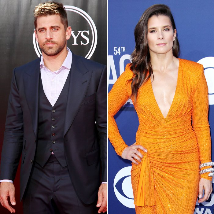 Aaron Rodgers Is In A Better Head Space After Danica Patrick Split