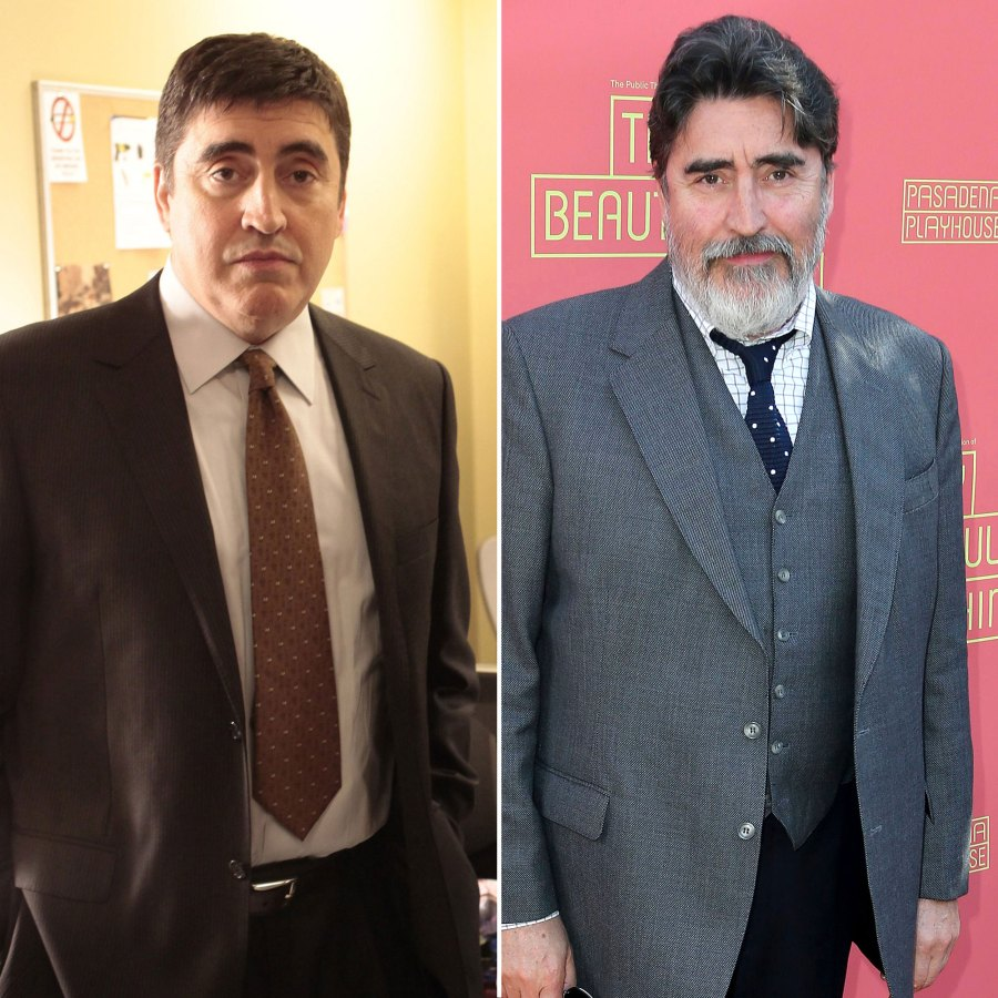 Alfred Molina Law and Order LA Cast Where Are They Now