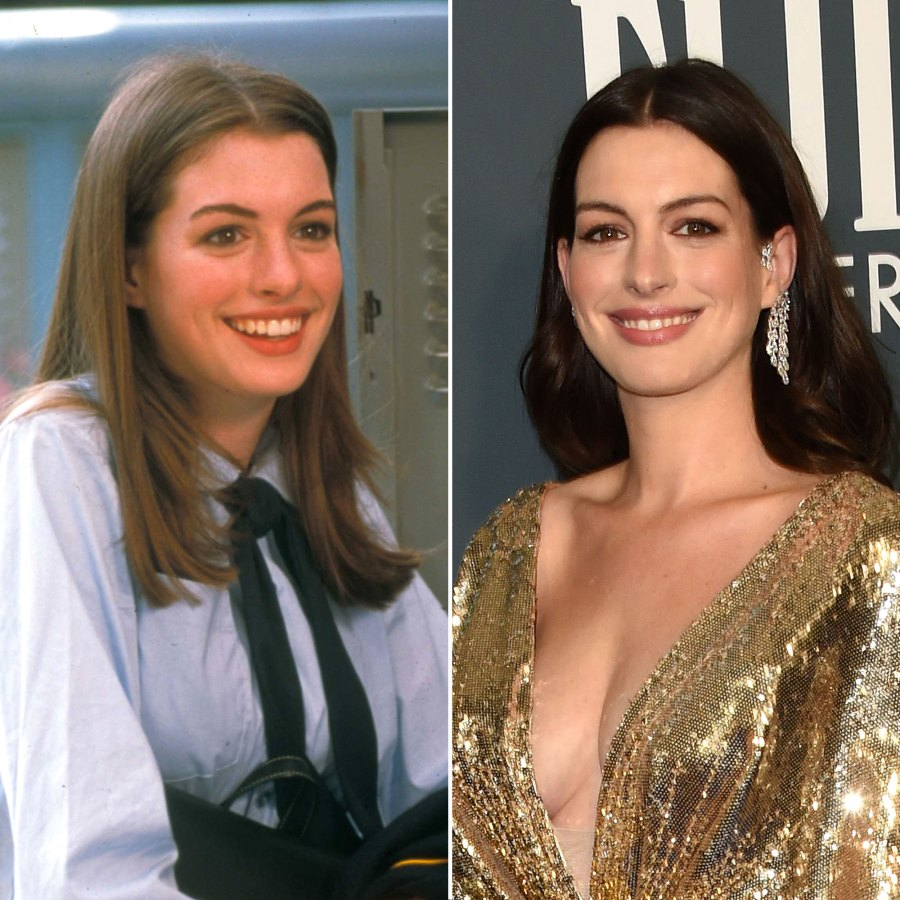 Anne Hathaway The Princess Diaries Cast Where Are They Now