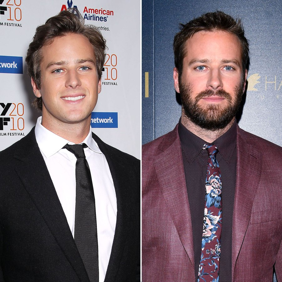 Armie Hammer The Social Network Cast Where Are They Now
