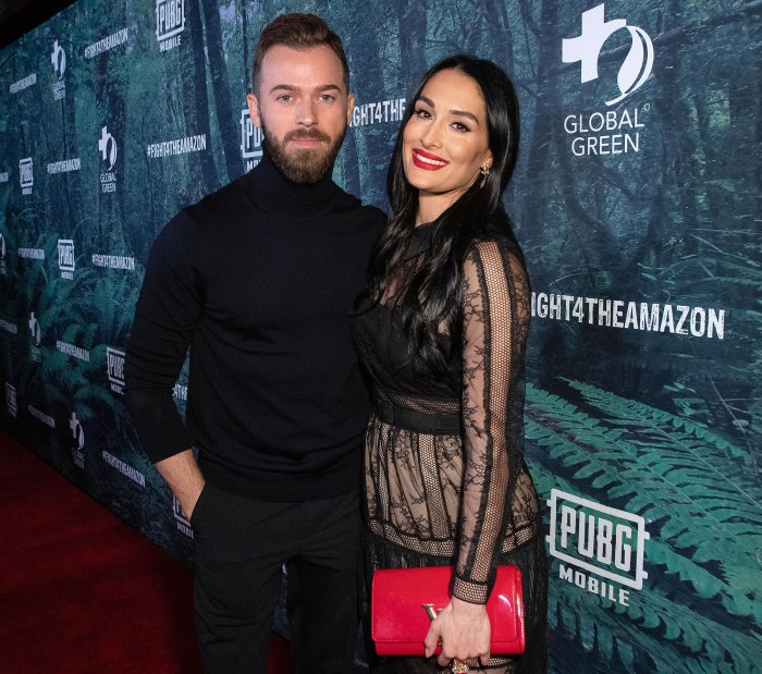Artem Chigvintsev Says He's Very Lonely Filming DWTS Without Nikki Bella and Son Matteo