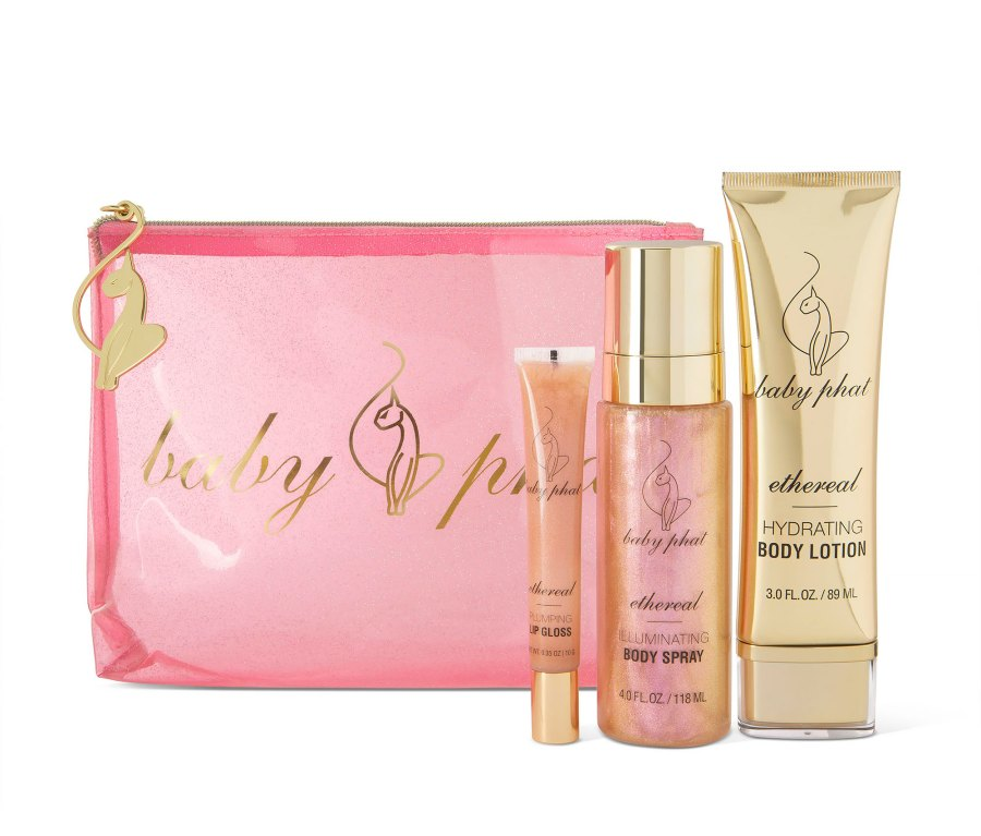 Baby Phat Beauty Is Here and It's a Revival of Early Aughts Glam