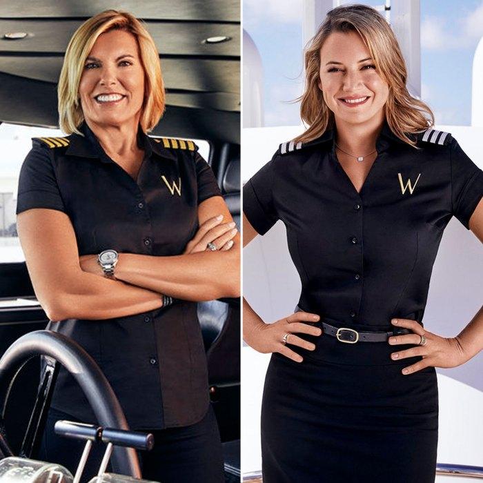 Below Deck Captain Sandy No Regrets About Firing Hannah Ferrier