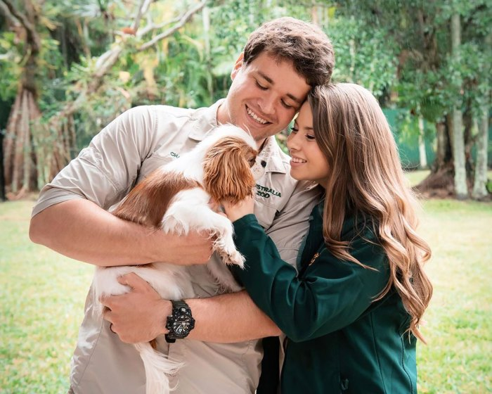 Pregnant Bindi Irwin Reveals Sex of Her and Chandler Powell's 1st Child