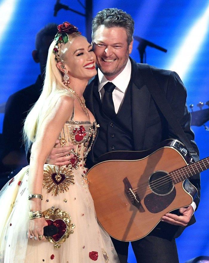Blake Shelton and Gwen Stefani Perform at ACM Awards 2020