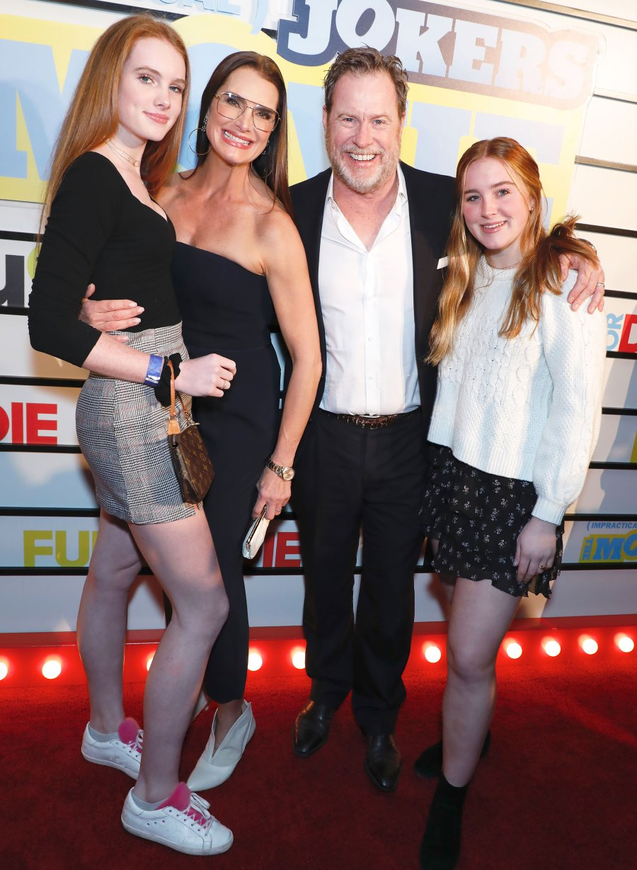 Brooke Shields Says Teenage Daughters' Summer Jobs Taught Them 'Hard' Work