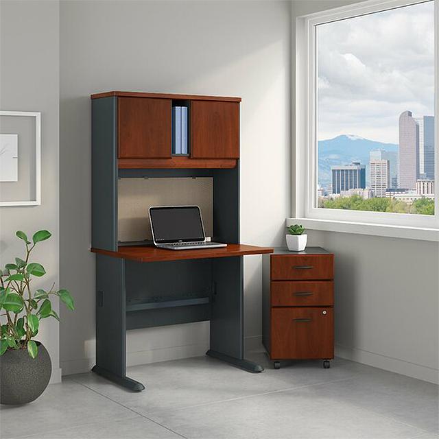 Bush Business Furniture Series A Desk
