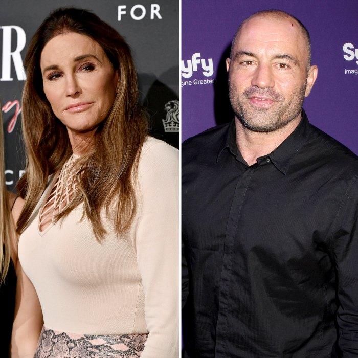Caitlyn Jenner Defends Kardashian Clan After Joe Rogan Calls Them Bitches