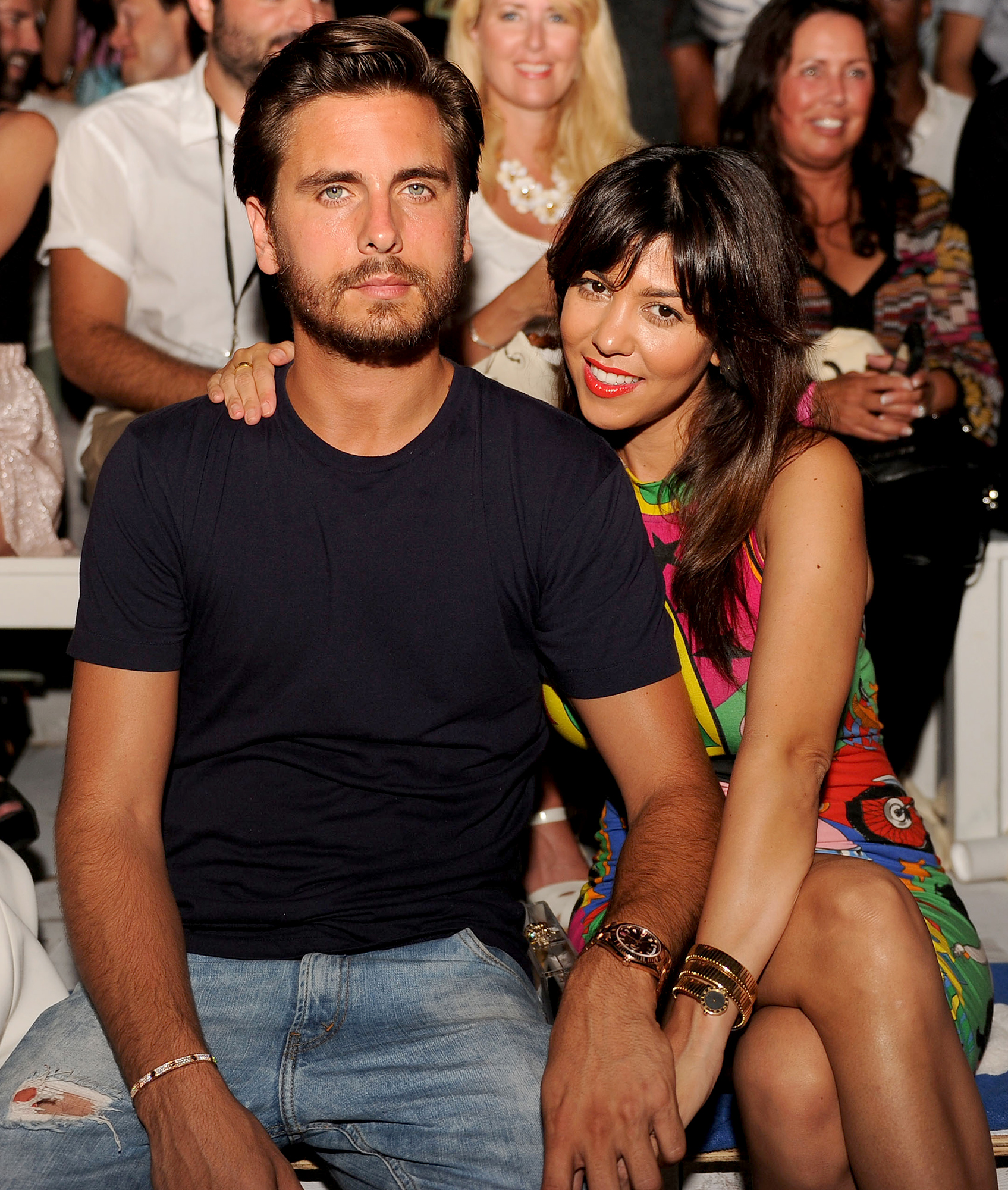 Caitlyn Jenner Wants Kourtney Kardashian and Scott Disick to Get Back Together 2