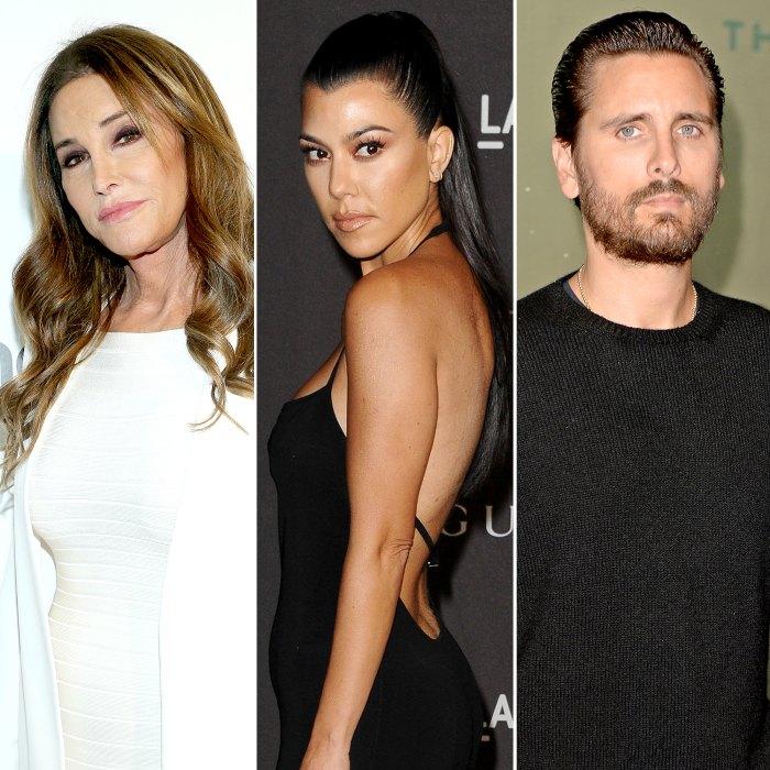 Caitlyn Jenner Wants Kourtney Kardashian and Scott Disick to Get Back Together