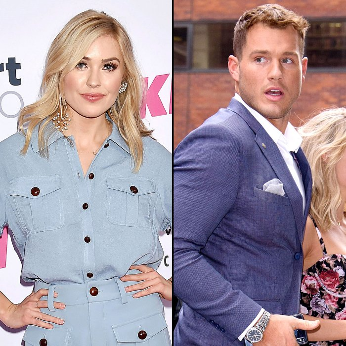 Cassie Randolph Alleges Ex Colton Underwood Harassed Her Tracked Her Car