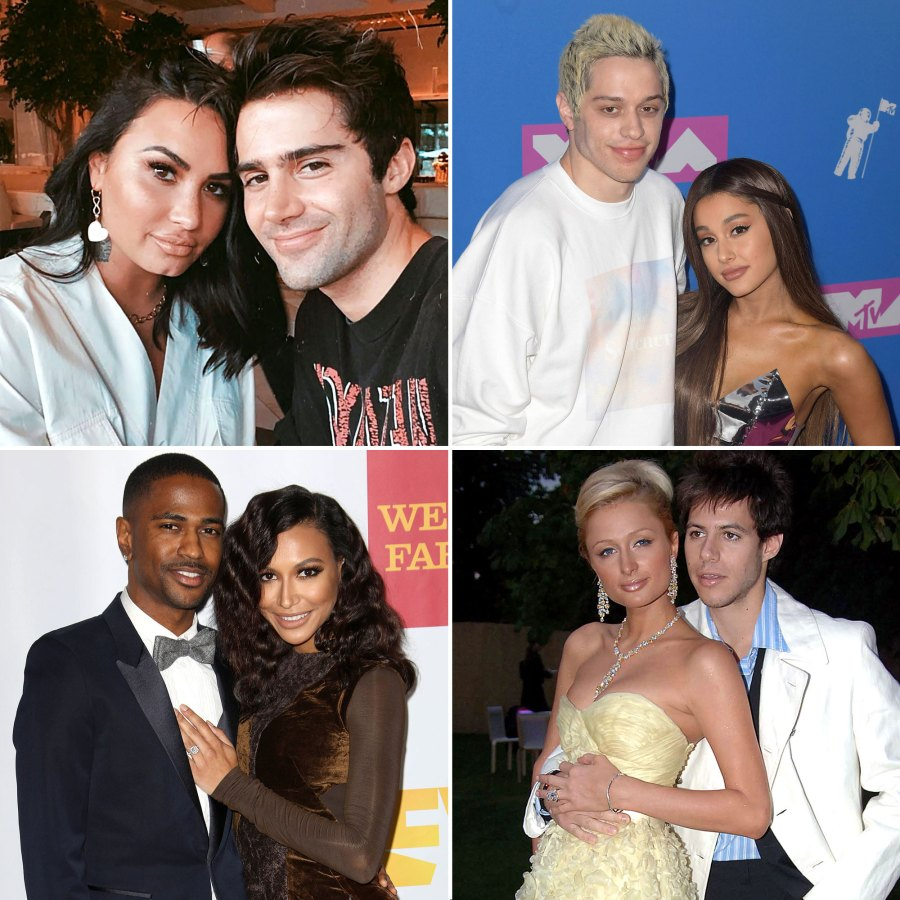 Celebrity Couples Who Cut Their Engagements Short