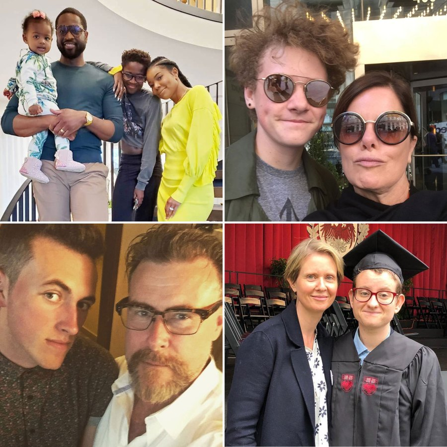 Celebrity Parents Supporting Their LGBTQ Kids