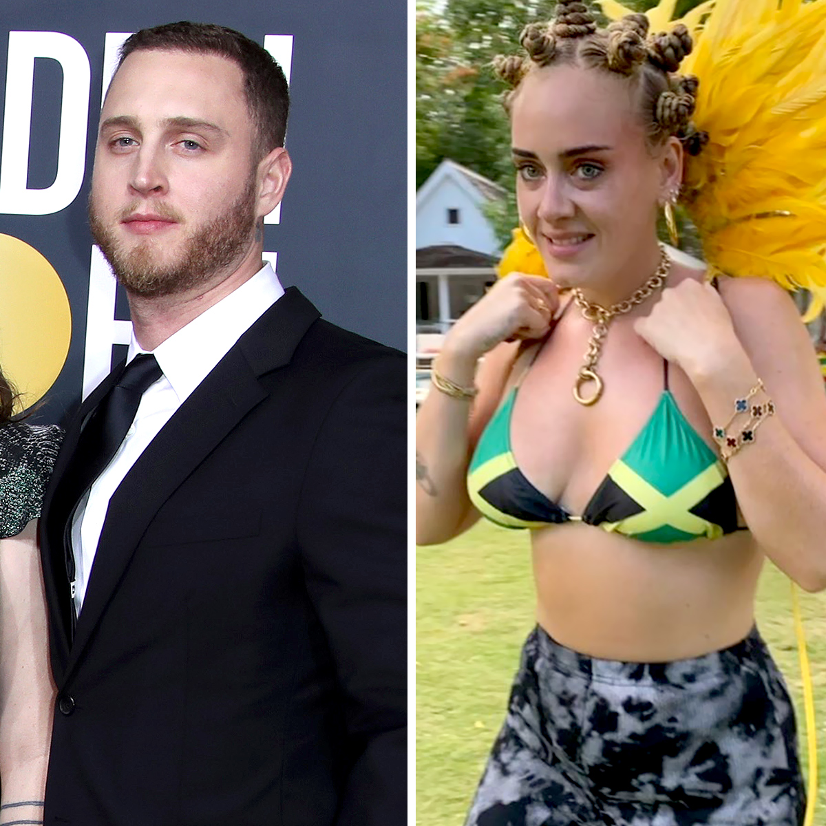 Chet Hanks Shoots His Shot With Adele After Her Bikini Photo