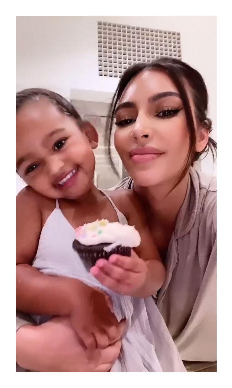 Chicago Cupcake Kim Kardashian Instagram