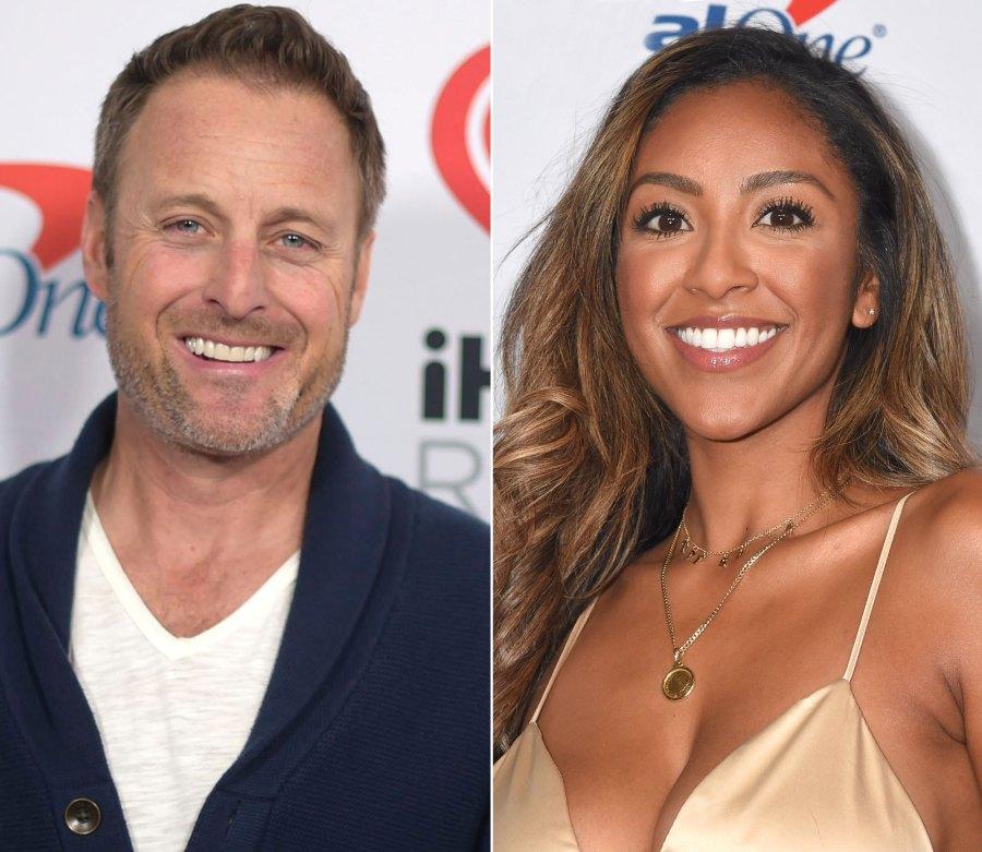 Chris Harrison Teases Tayshia's 'Bachelorette' Takeover Ahead of Season 16