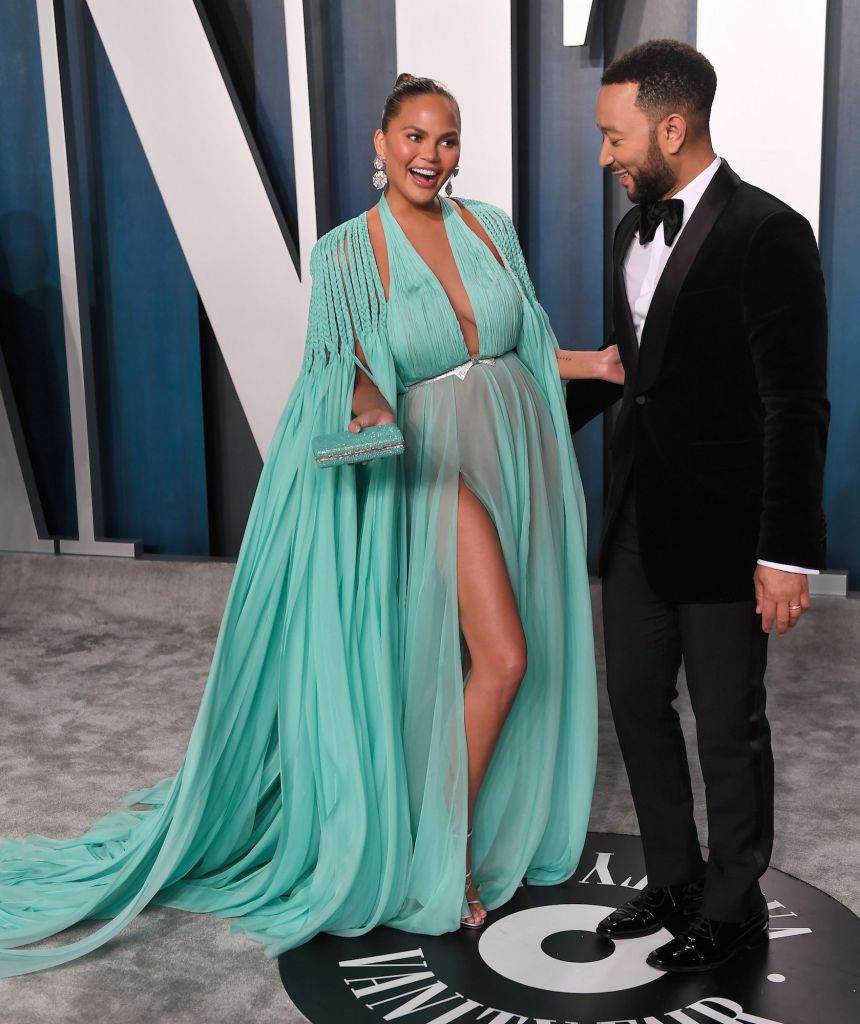 Chrissy Teigen Accidentally Reveals Sex of Her and John Legend's 3rd Baby
