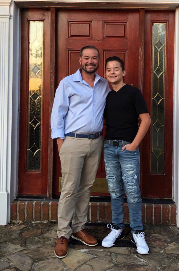 Collin Gosselin Says He's 'Doing Better Than Ever' After Moving In With Jon