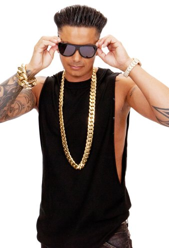 DJ Pauly D Talks About His Love of Hair and His New Got2b Products