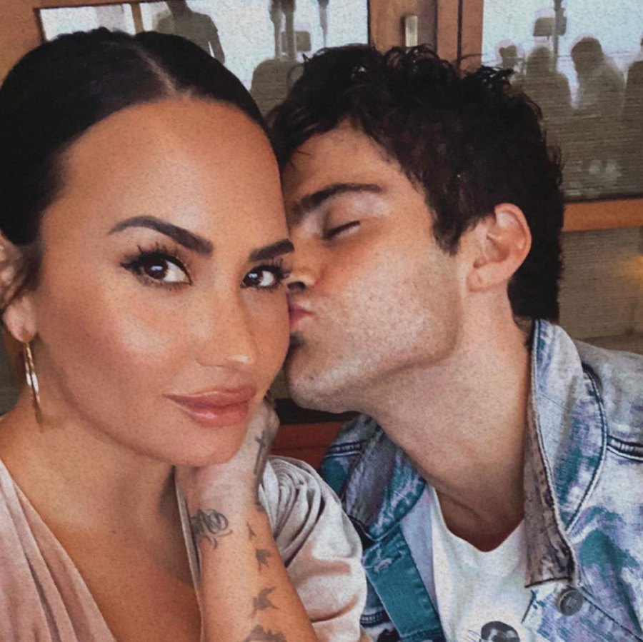 Demi Lovato and Max Ehrich What Went Wrong