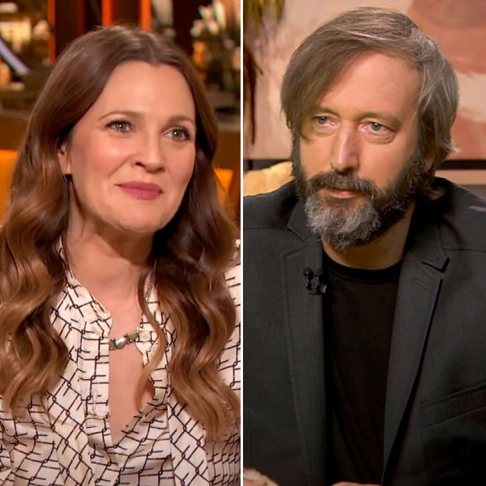 Drew Barrymore Cries Reconnecting With Ex Husband Tom Green