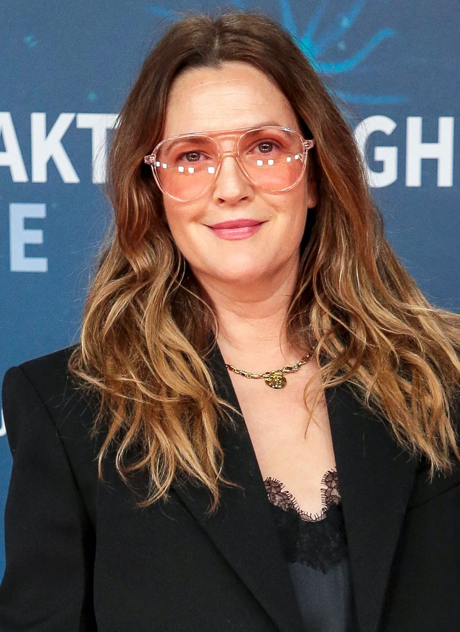 Drew Barrymore: I 'Got Stoop Up' by Someone I Met on Raya