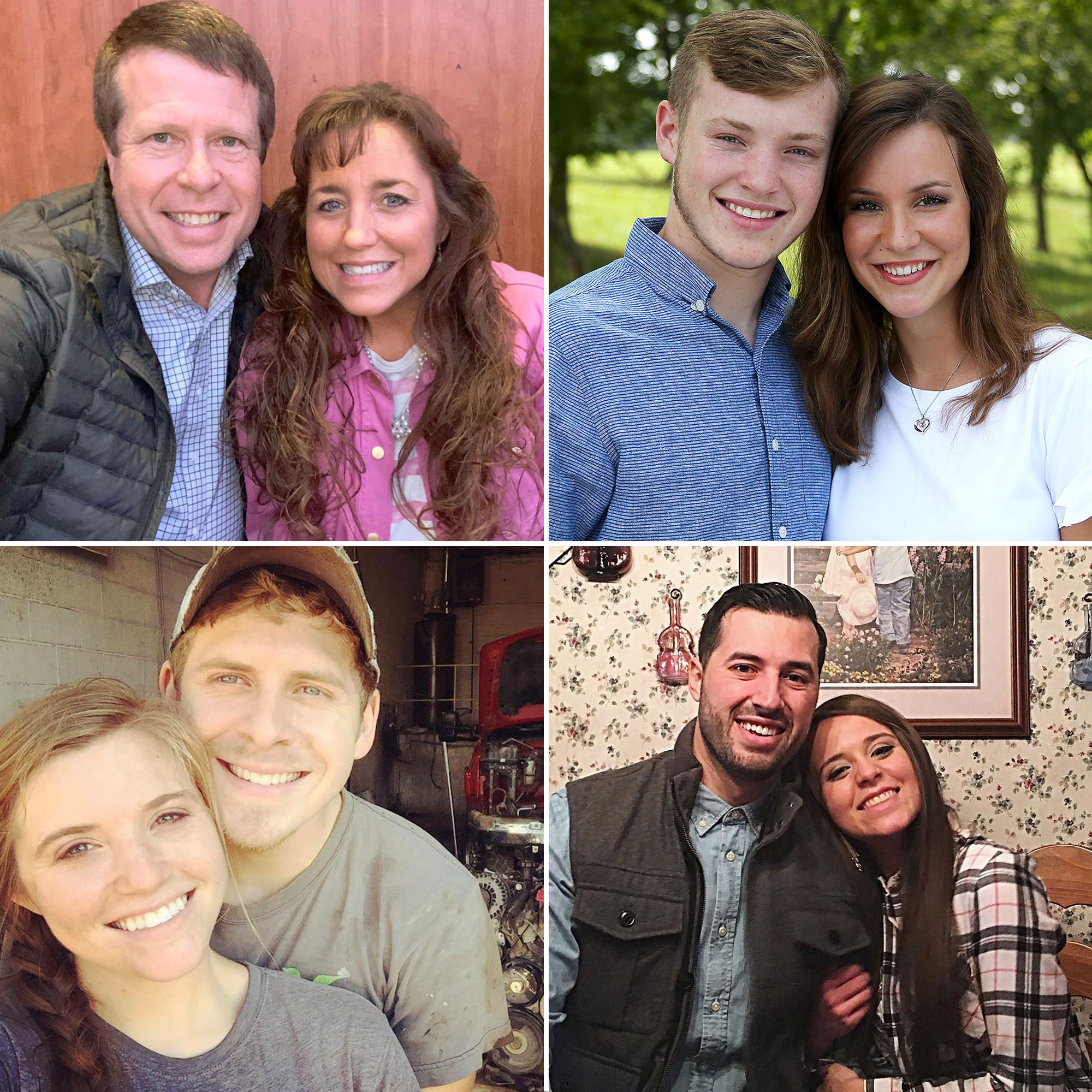 Relive The Duggar Family S Courtship Beginnings Pics